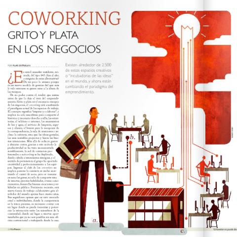 Coworking, el nuevo paradigma del emprendimiento